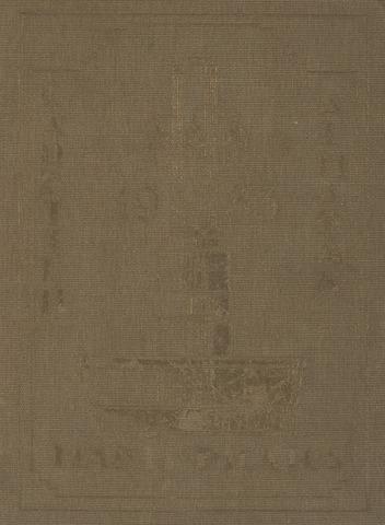 Almanak der Koninklijke Militaire Akademie 1933