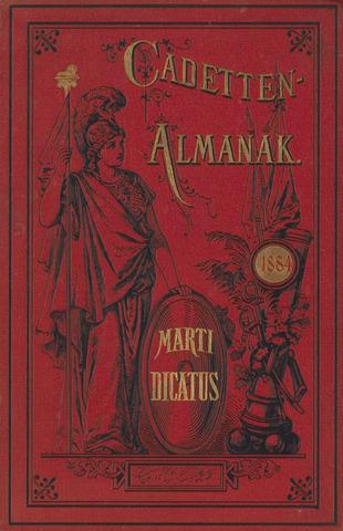 Almanak der Koninklijke Militaire Akademie 1884-01-01