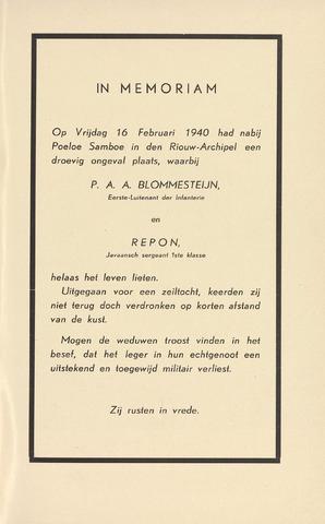 Indisch Militair Tijdschrift 1940-03-01