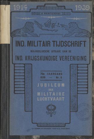 Indisch Militair Tijdschrift 1939