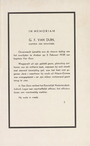 Indisch Militair Tijdschrift 1938-03-01