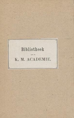 Indisch Militair Tijdschrift 1893
