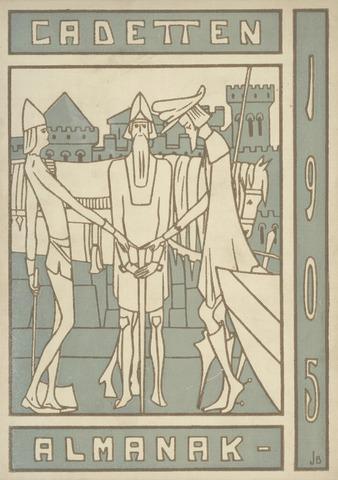 Almanak der Koninklijke Militaire Akademie 1905-01-01