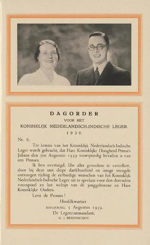 Indisch Militair Tijdschrift 1939-08-01
