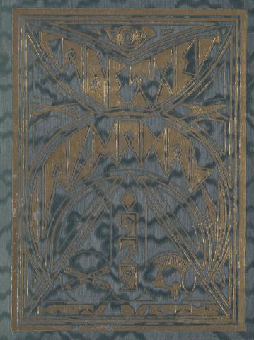 Almanak der Koninklijke Militaire Akademie 1929-01-01