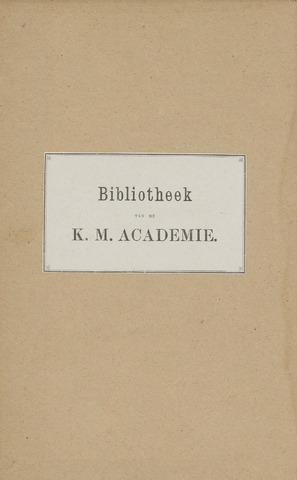 Indisch Militair Tijdschrift 1886