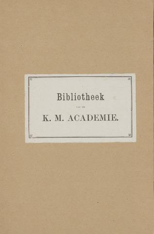 Indisch Militair Tijdschrift 1883-07-01