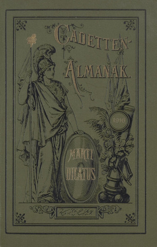 Almanak der Koninklijke Militaire Akademie 1916