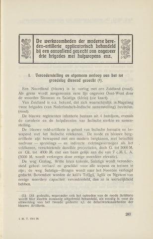Indisch Militair Tijdschrift 1914-04-01