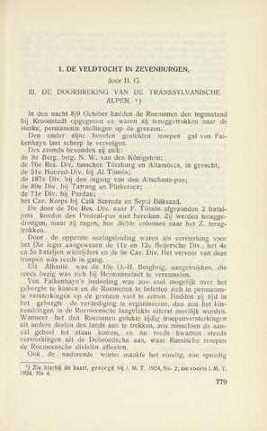Indisch Militair Tijdschrift 1924-12-01