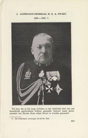 Indisch Militair Tijdschrift 1933-11-01