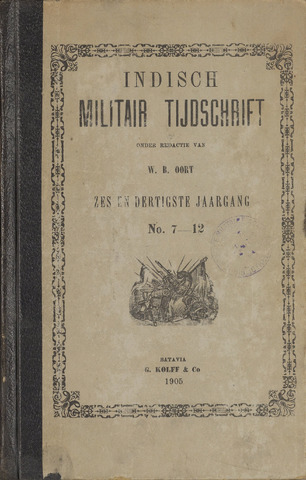 Indisch Militair Tijdschrift 1905-07-01