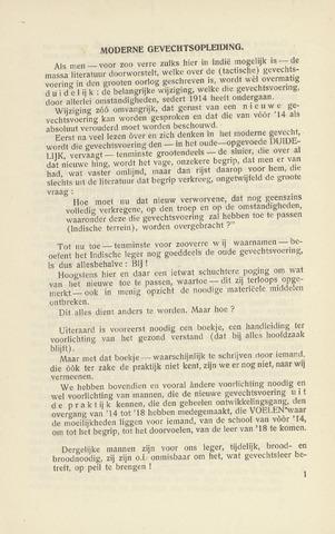 Indisch Militair Tijdschrift 1921-02-01