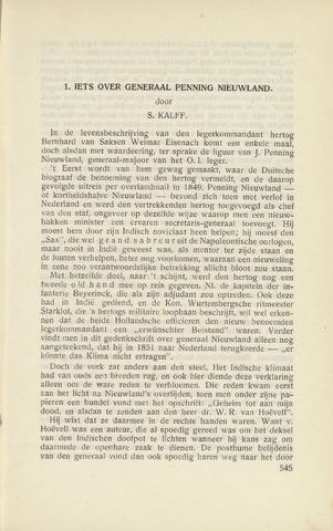 Indisch Militair Tijdschrift 1925-09-01