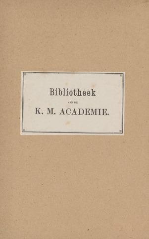 Indisch Militair Tijdschrift 1897-07-01