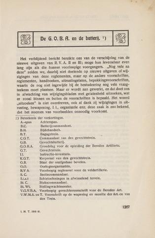 Indisch Militair Tijdschrift 1916-12-01
