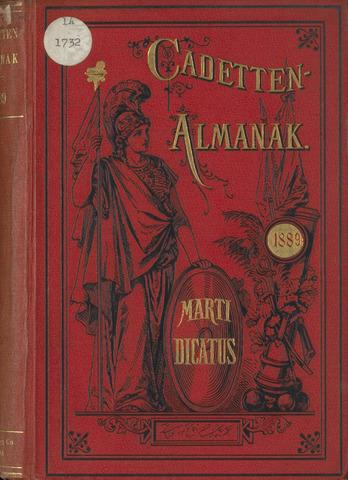 Almanak der Koninklijke Militaire Akademie 1889-01-01