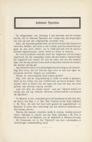 Indisch Militair Tijdschrift 1914-07-01