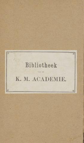 Militair Tijdschrift 1876