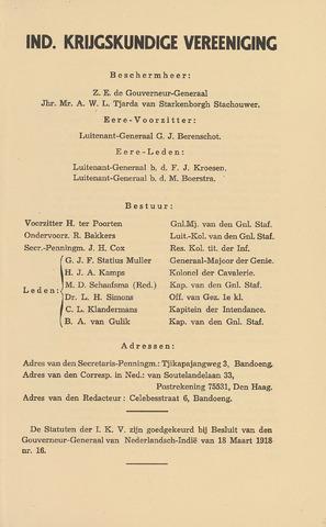 Indisch Militair Tijdschrift 1940-07-01