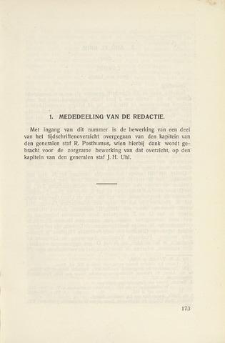 Indisch Militair Tijdschrift 1929-03-01