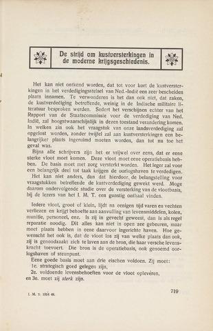 Indisch Militair Tijdschrift 1914-08-01