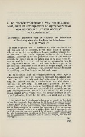 Indisch Militair Tijdschrift 1930-11-01