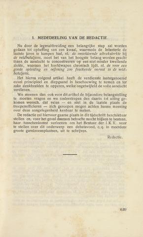 Indisch Militair Tijdschrift 1927-09-01