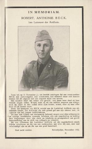 Indisch Militair Tijdschrift 1932-12-01