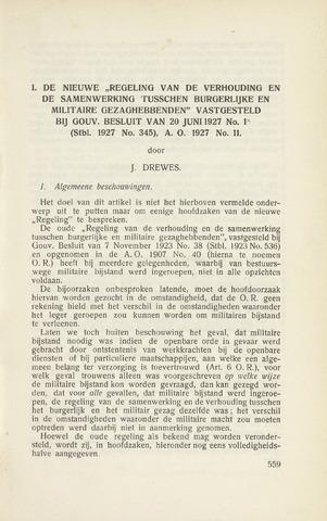 Indisch Militair Tijdschrift 1927-08-01