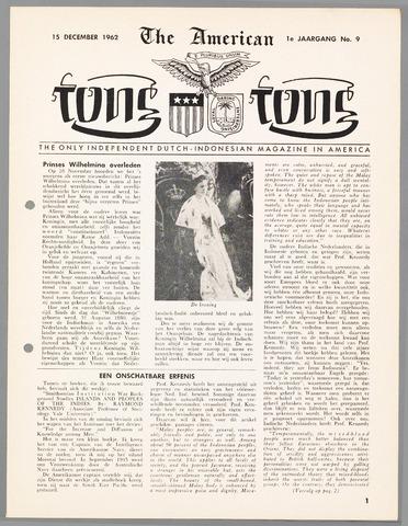 American Tong Tong 1962-12-15