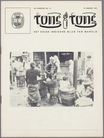 Tong Tong 1972