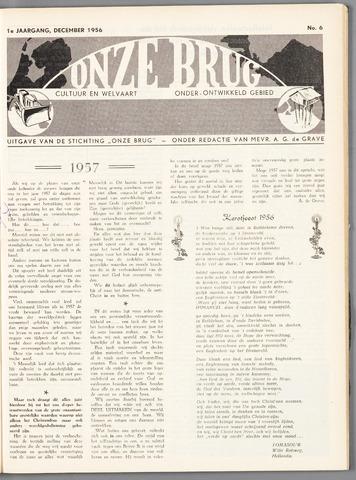 Onze Brug 1956-12-01