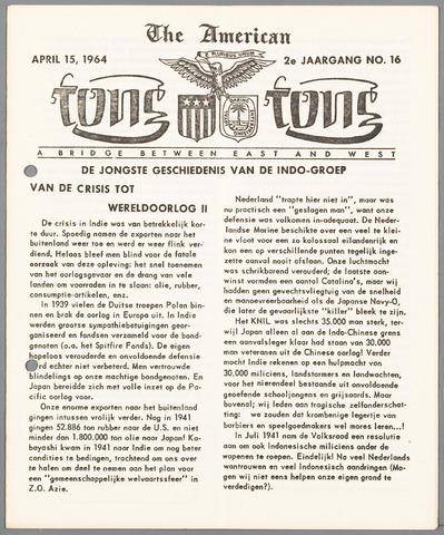 American Tong Tong 1964-04-15