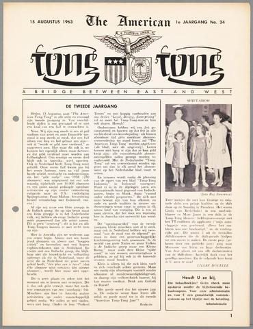 American Tong Tong 1963-08-15