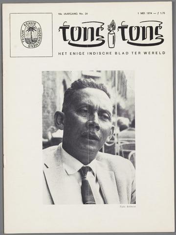 Tong Tong 1974-05-01