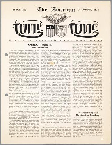 American Tong Tong 1963-10-30