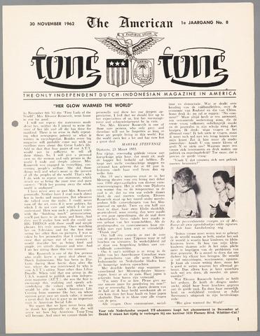 American Tong Tong 1962-11-30