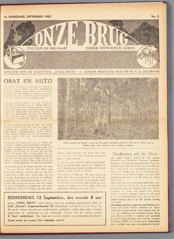 Onze Brug 1957-09-01