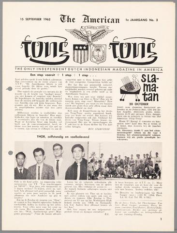 American Tong Tong 1962-09-15