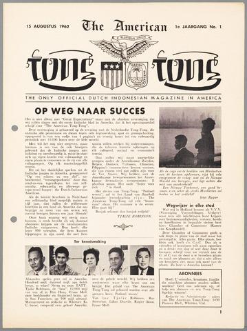 American Tong Tong 1962-08-15