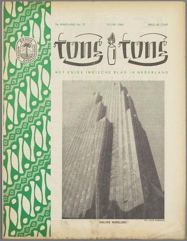 Tong Tong 1961-05-15