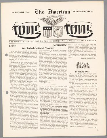 American Tong Tong 1962-09-30