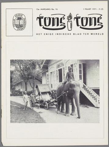 Tong Tong 1971-03-01