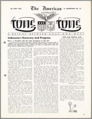 American Tong Tong 1963-06-30