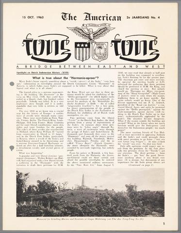 American Tong Tong 1963-10-15