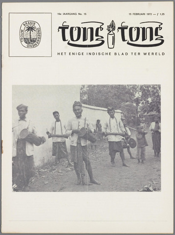 Tong Tong 1972-02-15