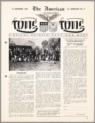 American Tong Tong 1963-09-15