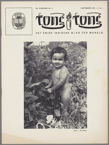 Tong Tong 1975-09-01