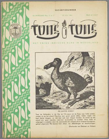 Tong Tong 1961-07-30
